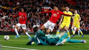 VIDEO: Manchester United Vs Astana 1-0 Europa League 2019 Goals Highlights Mp4 3Gp HD Video Download