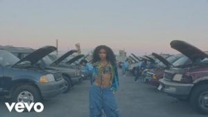 VIDEO: SZA - Hit Different Ft. Ty Dolla Sign Mp4 Download