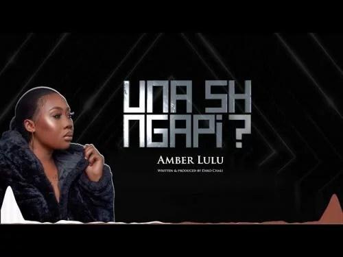 Amber Lulu - Unashingapi