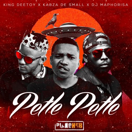 King Deetoy x Kabza De Small x DJ Maphorisa - Dont Let Me Go