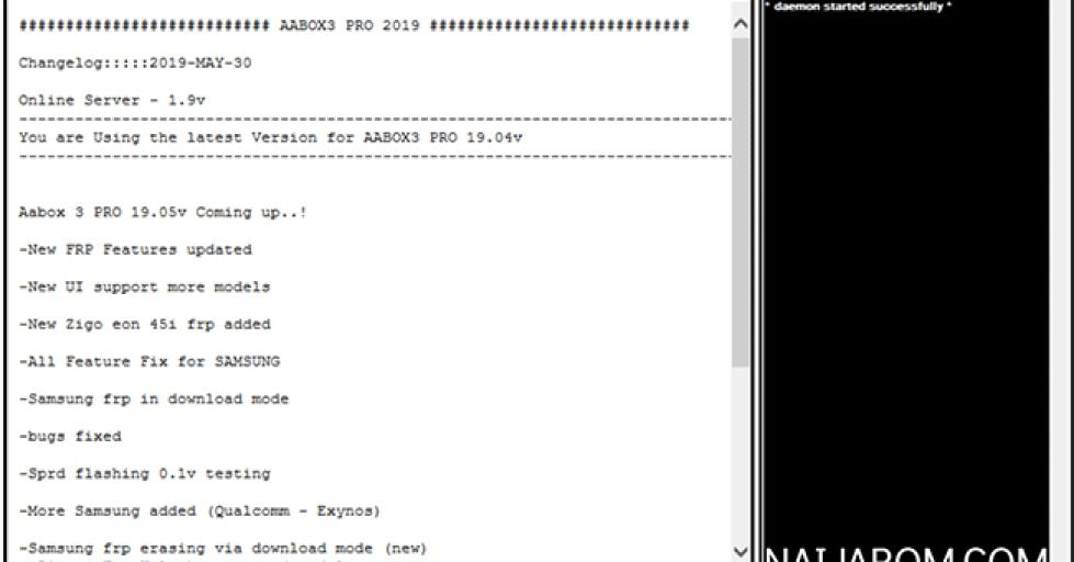 Advance Android Box Tool V19.04
