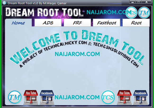 Dream Root Tool V1.0
