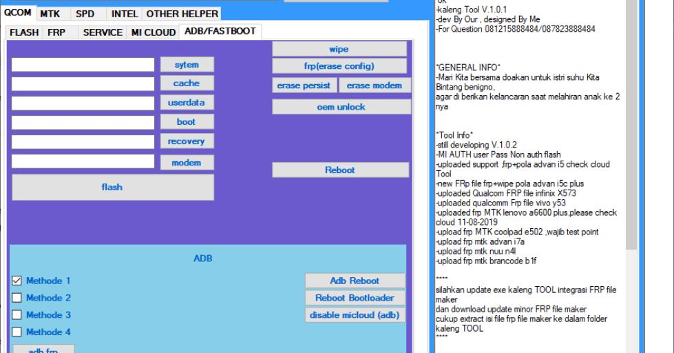 Kaleng Tool v1.2