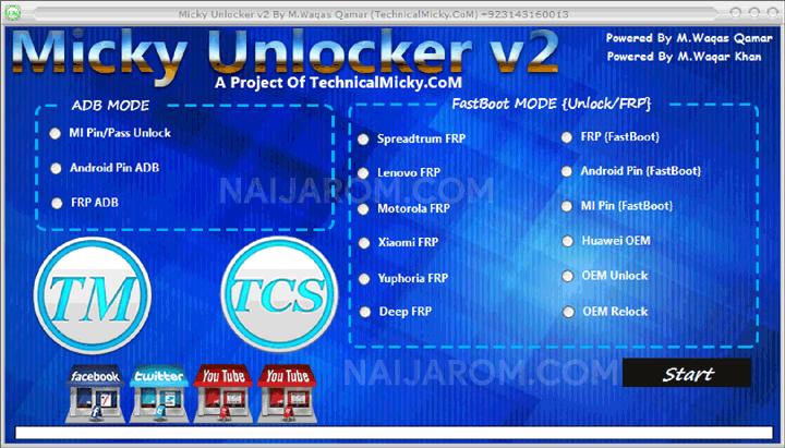 Micky Unlocker V2