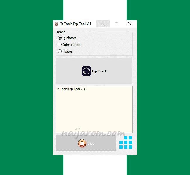 TR FRP Tool v1.0