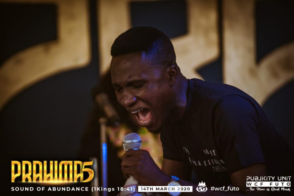 MIN EPHRAIM SANNI Soaking Worship Songs & Chants MP3 Download 1