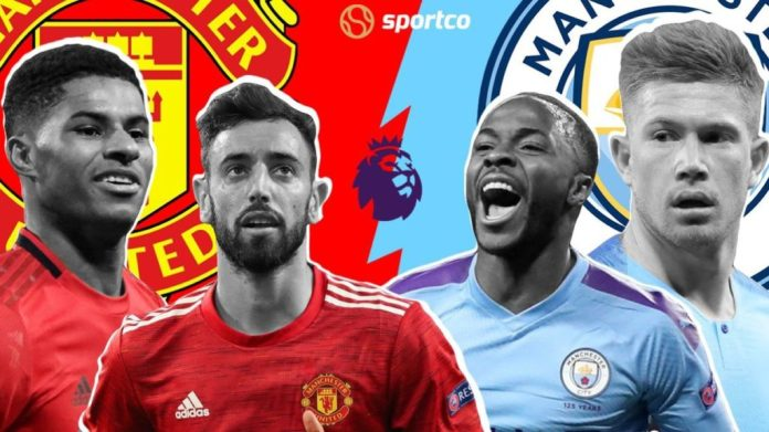 DSTV this weekend: Watch Man United vs Man City - facts, stats and  head-to-head of the Manchester derby - Naija Super Fans