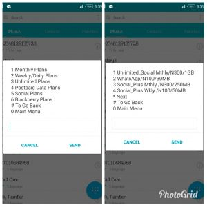 Airtel Monthly Social Bundle Plan(1gb For 300Naira)