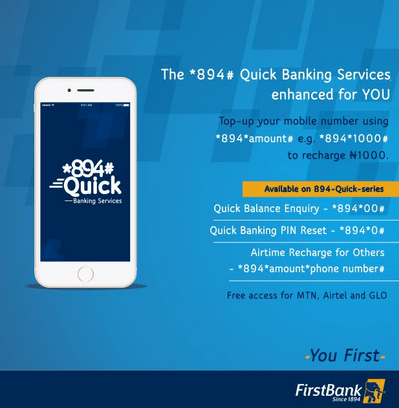 How to register and use first bank 894 code - First Bank Transfer Code: Easily Transfer Money.