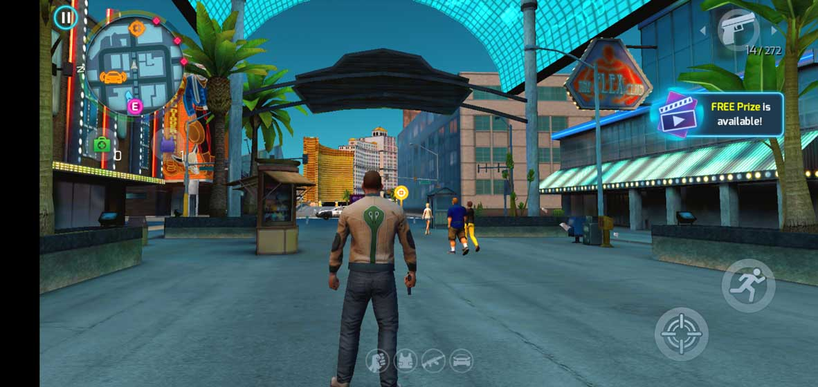 gangstar vegas android 3 - Gangstar Vegas MOD APK V 4.8.2c  (Unlimited Money/Vip 10)