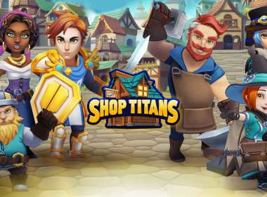 preview image - Shop Titans Mod Apk V6.3.0 (Unlimited Money & Diamond)
