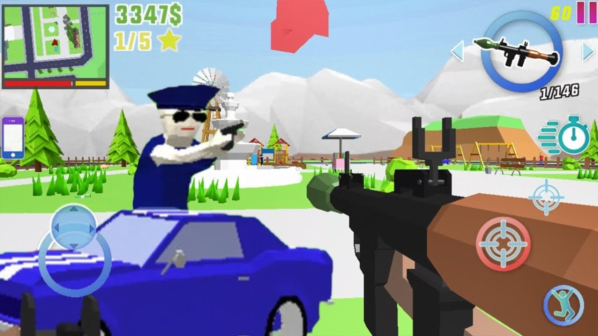 8 maxresdefault - Dude Theft Wars Mod Apk V0.87Sc (Unlimited Money)