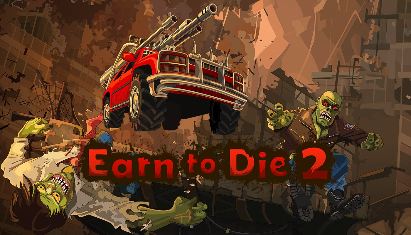 Earn to Die 2 Free Download - Earn To Die 2 Mod Apk V1.4.26 (Free Shopping)