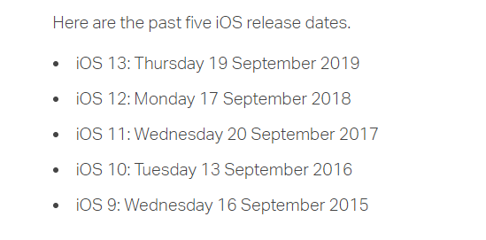 image - iOS 14 Features, Compatible Devices & Release Date