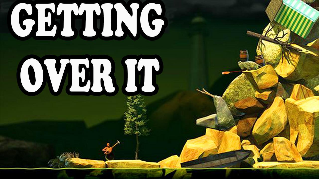 screen 2 - Getting Over It With Bennett Foddy Mod Apk V1.9.3 (Unlocked)