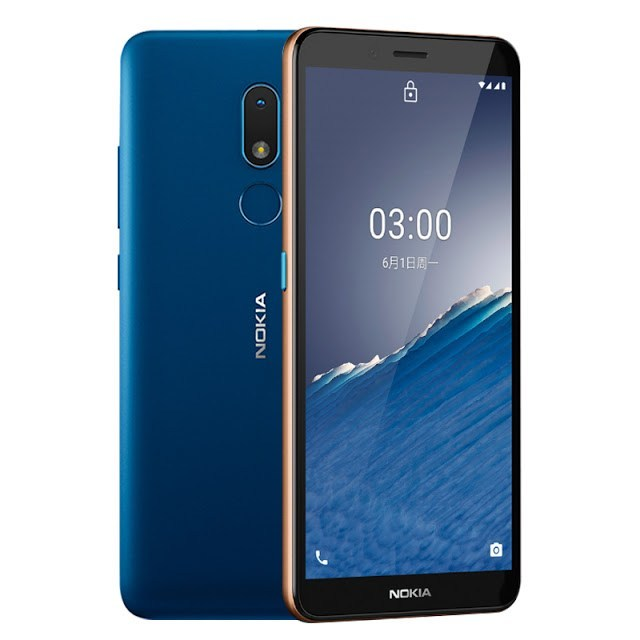 Nokia C3 China - Nokia C3 specs and price in Nigeria