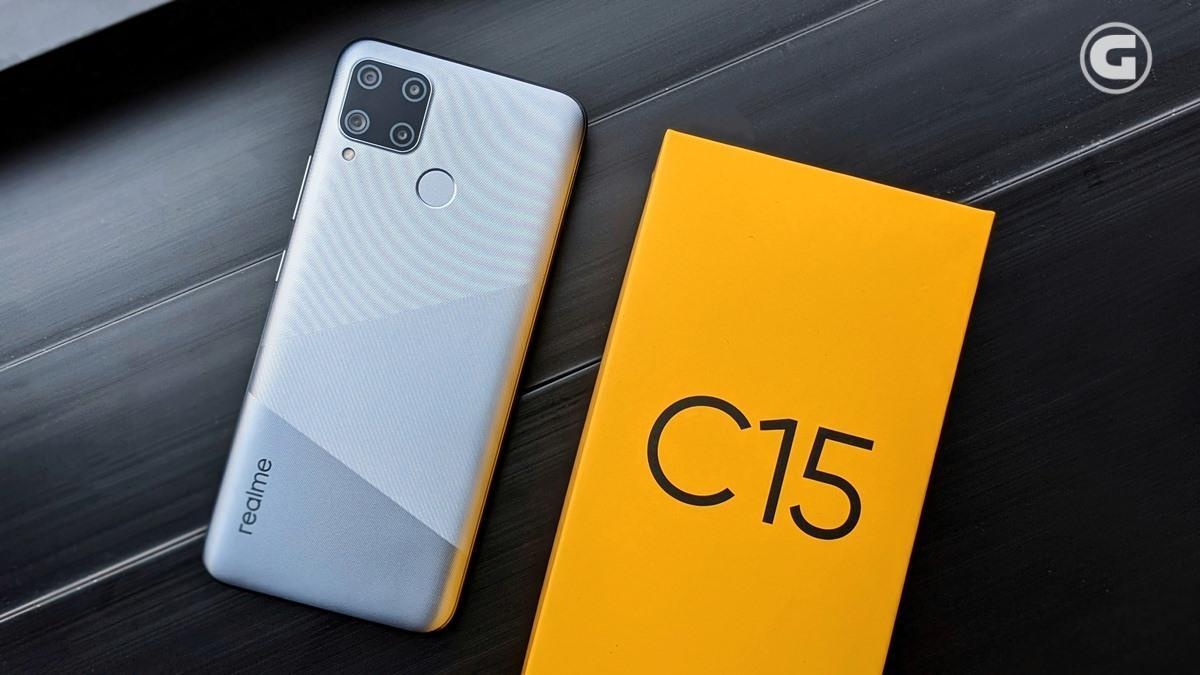 realme C15 1 - Realme C15 Price, Review, And Full Specs