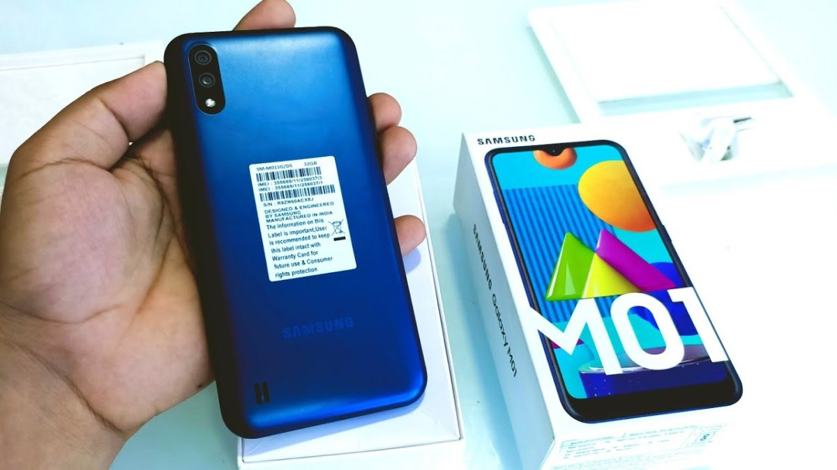 4 maxresdefault - Samsung Galaxy M01 price in Nigeria and full specs