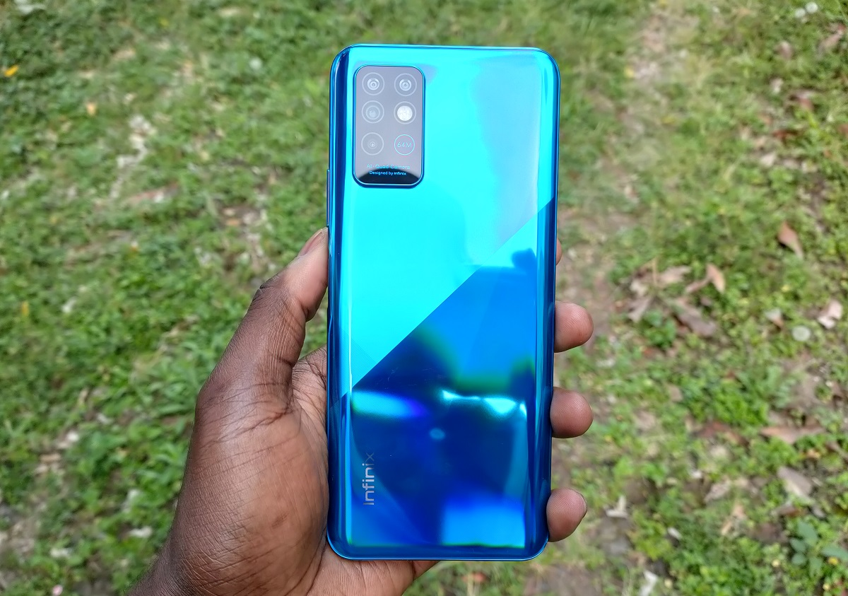 INFINIX nOTE 8 BACK 1 - Infinix Note 8i price in Nigeria and full specs
