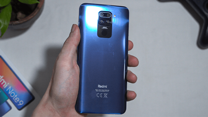 Redmi Note 9 Rear - Redmi Note 9: A Solid Phone With A Decent Price
