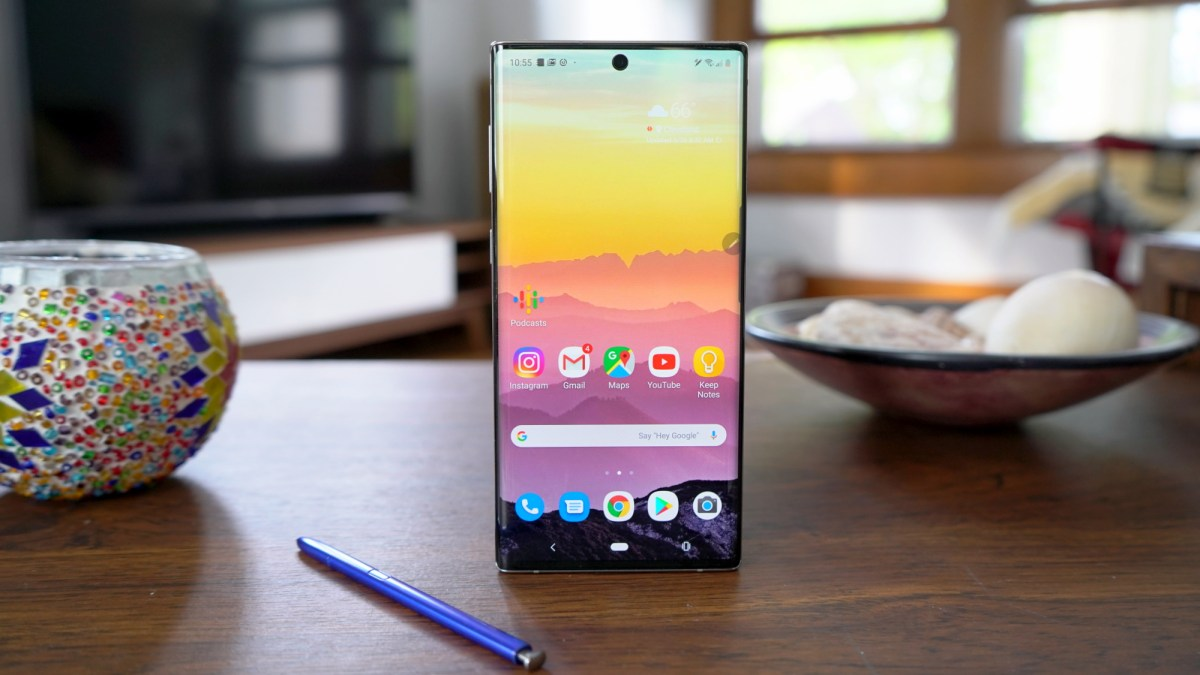 samsung galaxy note 10 11 - Samsung Galaxy Note 10 price in Nigeria and full specs