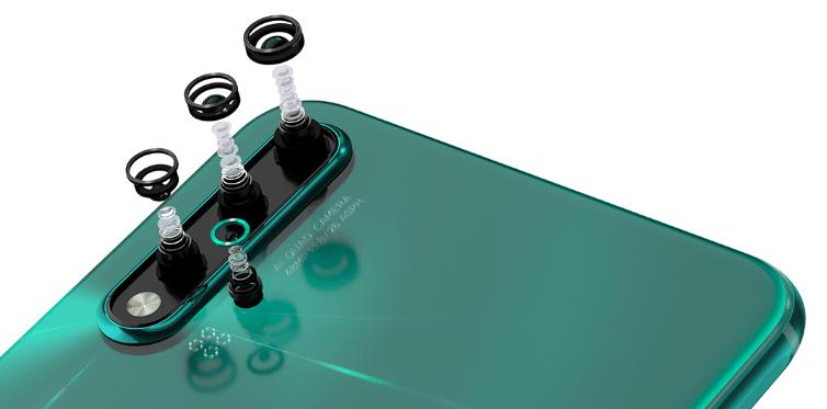 image 1 - Huawei Nova 5: Full Specs & Price In Nigeria (Jumia & Slot)