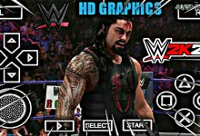 Photo of WWE 2K20 Mod APK + OBB For PPSSPP