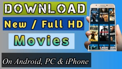 Photo of Best Sites To Download Latest HD Movies on your Mobile Phone