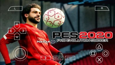 Photo of PES 2020 ISO FILE & PPSSPP FILE ON ANDROID
