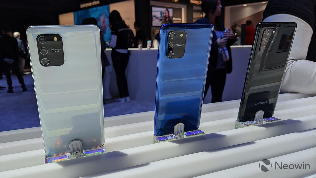 1578620842 s3 - Samsung Galaxy S20 Plus Price In Nigeria & Full Specs