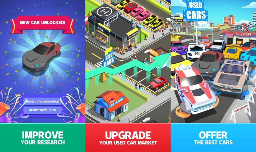 1 Screenshot 20200505 132352 scaled - Used Car Dealer Mod Apk (Unlimited Money & Gems)
