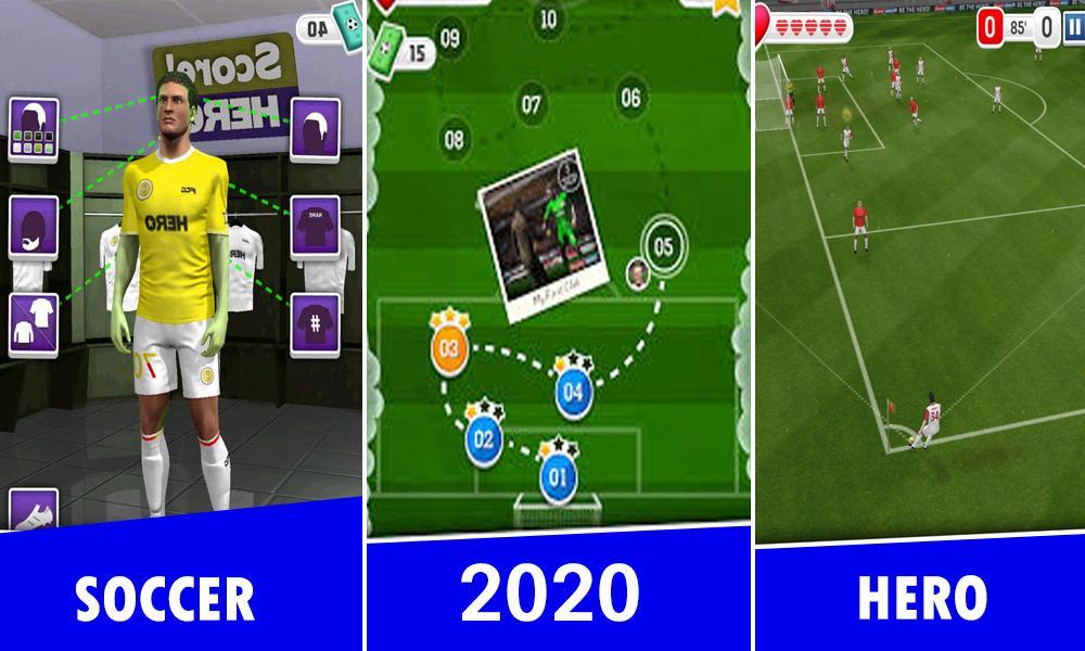 screen 0 - Score Hero Mod Apk (Unlimited Money And Energy)