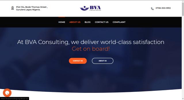BVA Consulting