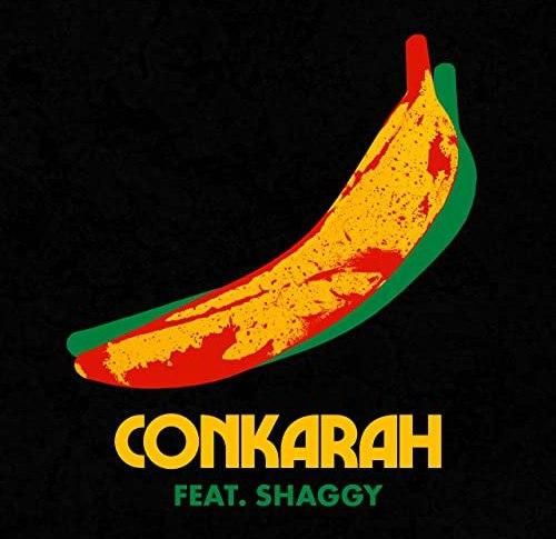 Banana (feat. Shaggy) by Conkarah on Amazon Music - Amazon.com