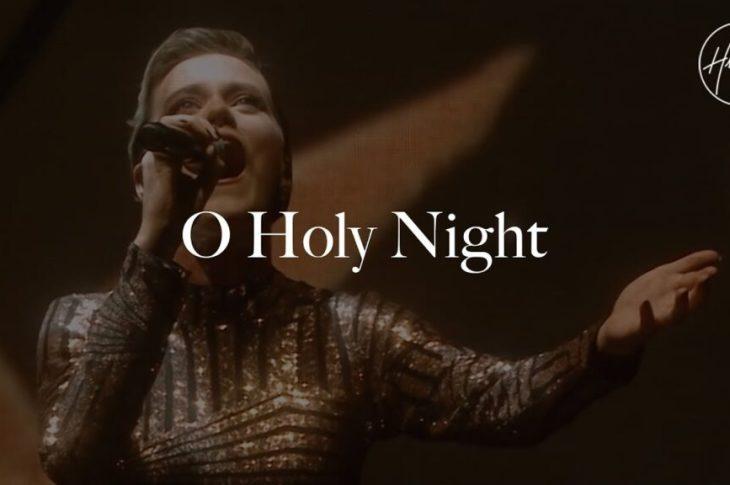 Hillsong Worship - O Holy Night Live Video and Lyrics