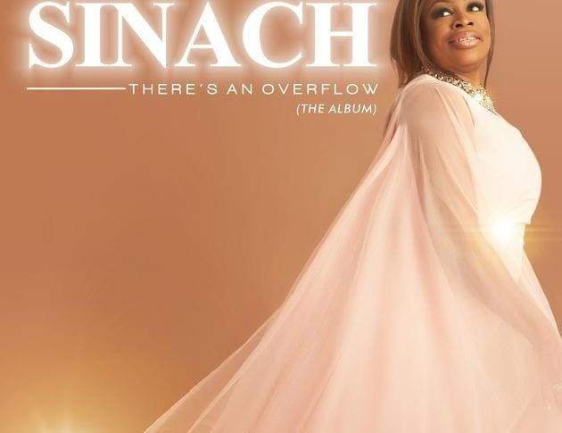 Sinach There's an Overflow Album