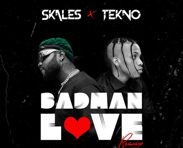 Skales Badman Love (Remix)