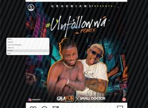 gbafun ft small doctor unfollow wa remix