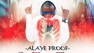 alaye proof the comic relief