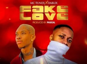 Mc Tunex ft Dablixx Oshaa Fake Love