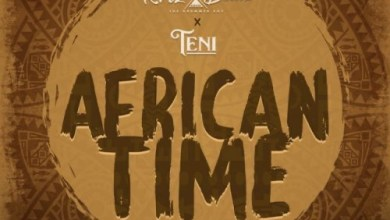 Krizbeatz Ft. Teni African Time