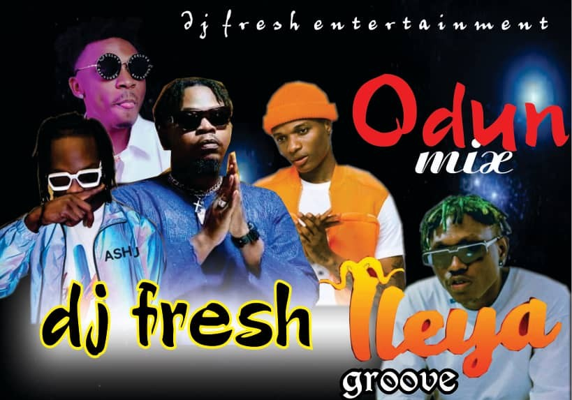 dj fresh odun mixtape