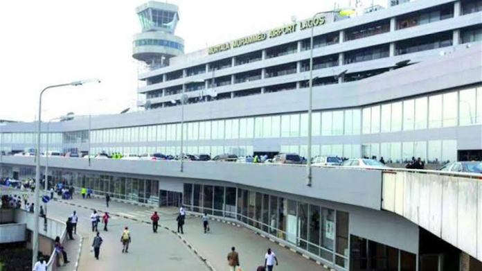212 Stranded Nigerians Arrive From Egypt