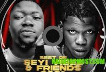 Dj Rhymes Best Of Seyi Vibez And Friends 2021