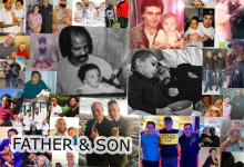 Photo of Dennis Graham – Father & Son