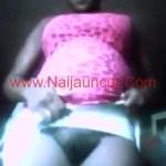 Ghana Slay Queen Masturbating Tape