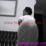 Lady With Big Backside Dancing On Camera