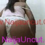 Video- Esther Goes Naked For Her Twitter Followers To Get Them Talking