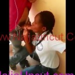 Video- Senior High School Girl Sucking Course mate Penis