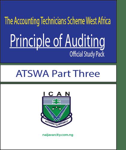Principle of Auditing ATSWA 3